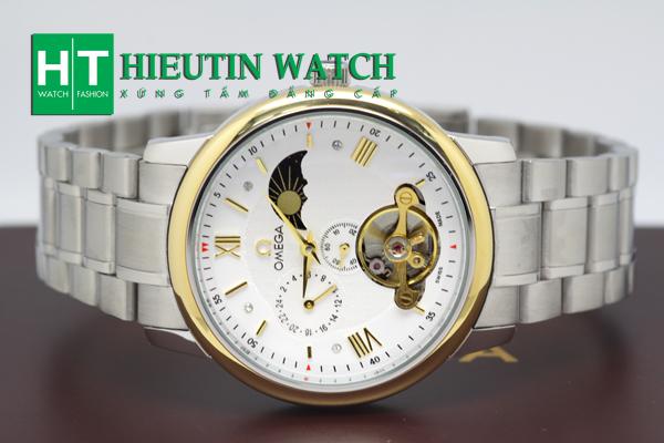 Giảm 20% đồng hồ Rolex Omega Tissot Rado Longines cao cấp - 35