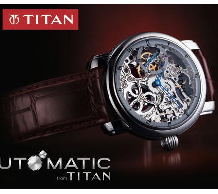 hãng đồng hồ nổi tiếng titan