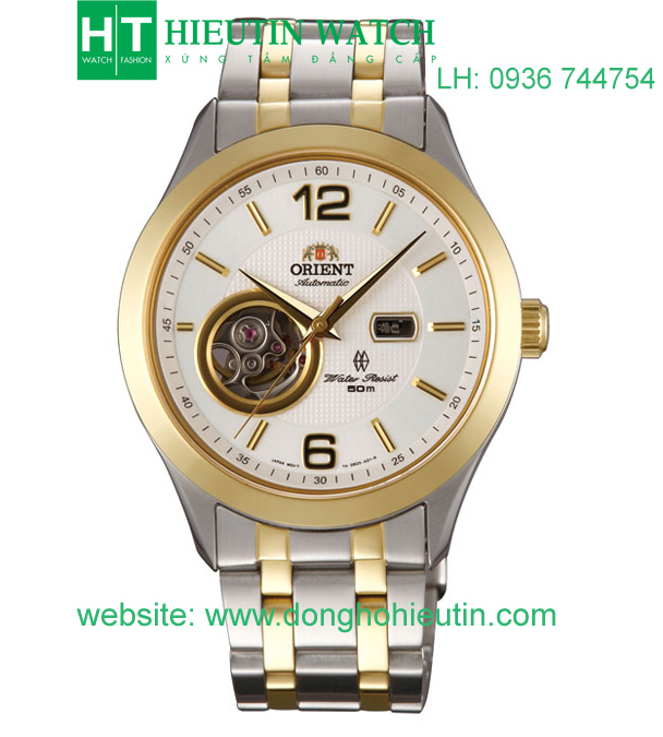 Đồng hồ Orient FDB05003W0 - Đồng hồ dây inox HT46