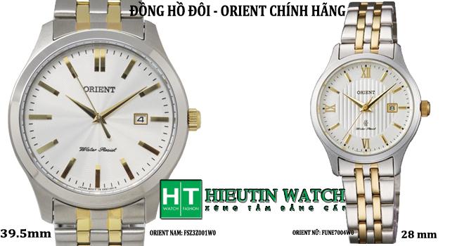 Đồng hồ nữ Orient FUNE7004W0