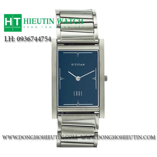 Đồng hồ Titan 1043SM07 dây kim loại