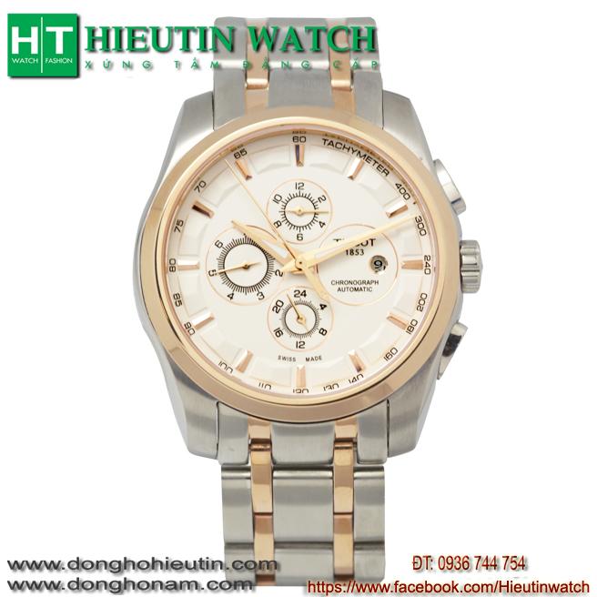 Đồng hồ TISSOT  T- 035627A - Dây kim loại