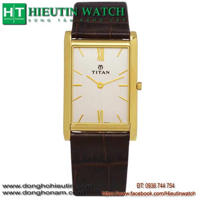Đồng hồ Titan Edge 1043YL03