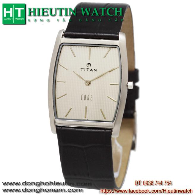 Đồng hồ Titan 1044SL01 - Mặt trắng