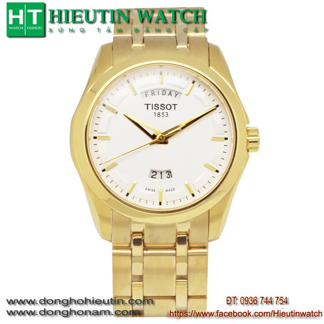 đồng hồ tissot l164