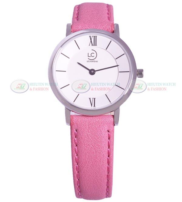 Đồng hồ dây da Le Chateau L01.916.02.6.1