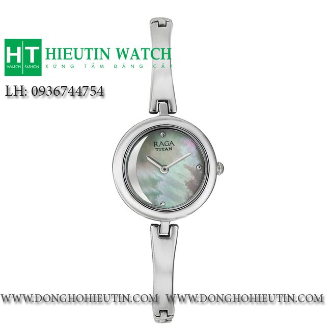 Đồng hồ titan  2553SM01