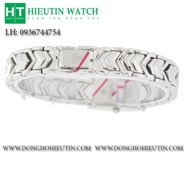 Đồng hồ Thụy sỹ chính hiệu, Kiểu dáng vuông dành cho nữ