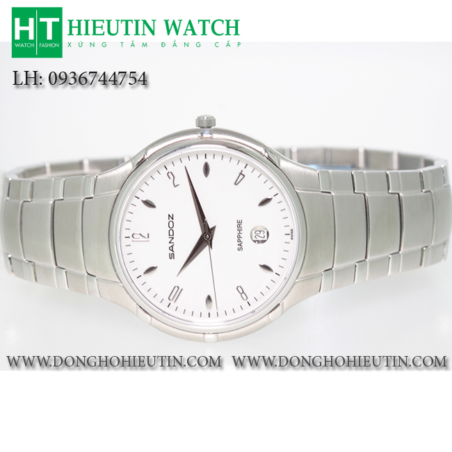 Đồng hồ SANDOZ - 8980199801 - Cặp đôi cho nam và nữ