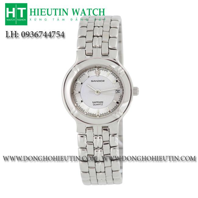 Đồng hồ thụy Sỹ Sandoz 99332 Kiểu dáng mặt tròn dành cho nữ