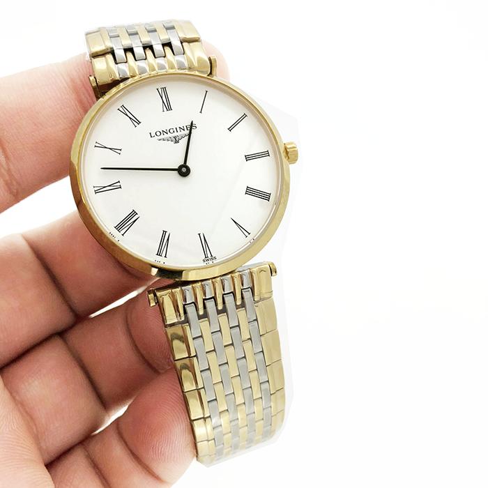 Đồng hồ Longines L4.6352 ( nam la mã )
