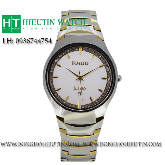 Giảm 20% đồng hồ Rolex Omega Tissot Rado Longines cao cấp - 34